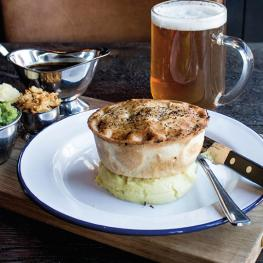 Saracens Head, Deal - Pieminister
